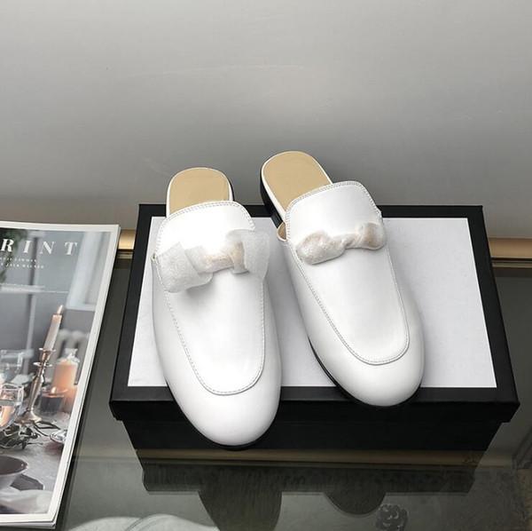 Yeni luxe stilist rahat ayakkabılar kadın tasarımcı tasarımcı slaytlar, Sigara Terlik, Deri yıldız terlik, moda luxe tasarımcı kadın shoesc55