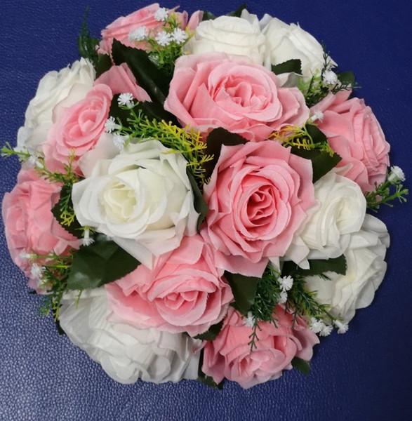 flower ball pink