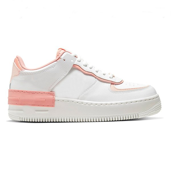 shadow white pink