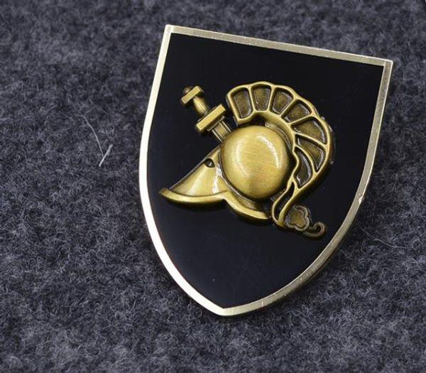 sélection spéciale de vente en ligne rechercher le dernier Acheter West Point Club Badge Broches Pour Vêtements Chapeau Sac Fans De  L'armée En Métal Collier Broche Broche Moto Vestes Broches De $9.05 Du  Luwisa ...