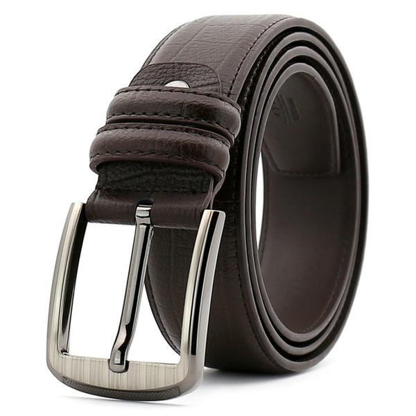 2019 Design Belts Men and Women Fashion Belt Genuine Leather Luxury Belt Brand Waist Belts Gold Silver Black