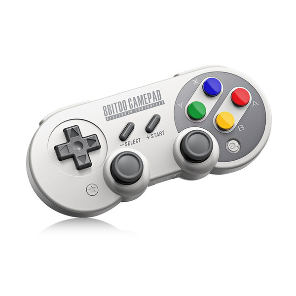8Bitdo Pro Gamepad für Nintendo Switch Windows MacOS Android Controller Joystick Vibration Drahtloser Bluetooth Controller SF30 BA