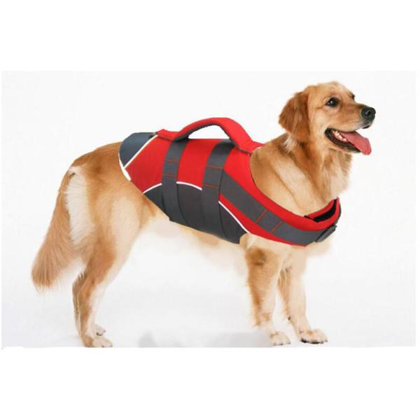 Giacca per cani pet costume da bagno costume da bagno cinturino pettorale per animali da compagnia