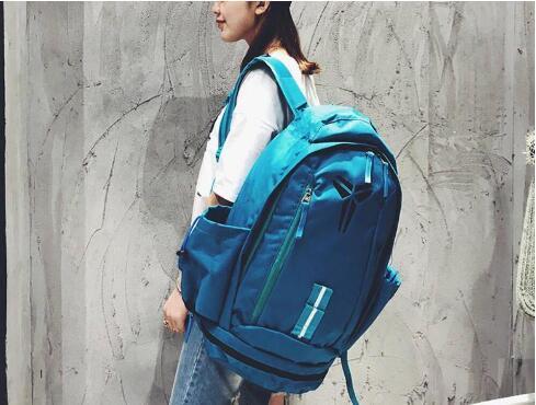 Fashion Brand KOBE Backpacks Black Manba Basketball Backpack Man Backpack Women Training Bags School Bag Shoes Bag Free Shipping