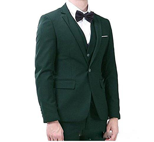 Multi Colors Mens Wedding Suit Tailored Tuxedos With Notch Lapel One Button Mens Suit Business Formal 3 Pieces Terno Masculino YM