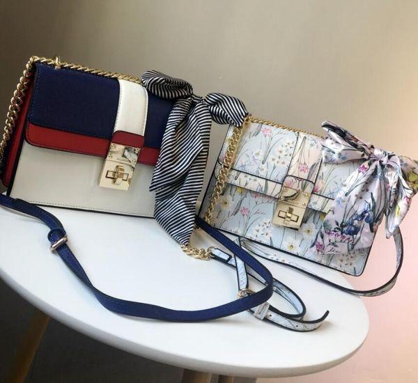 YENI stiller Moda Atkılar Çanta 2019 Bayanlar çanta çanta tasarımcısı kadın tote çanta lüks ds çanta Tek omuz çantası