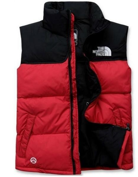Cappotto pesante all'aperto invernale da uomo a nord Giubbotto esterno leggero Giacche da uomo Grembiule idrorepellente da uomo