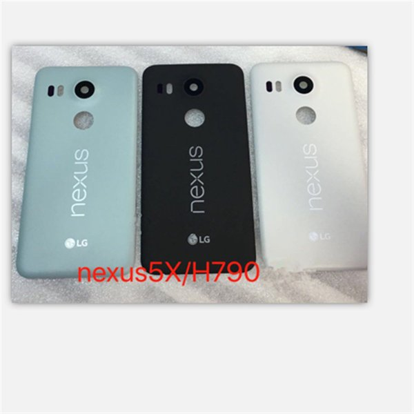 For Google LG nexus 5x H790 H798 H791 back case Mobile phone Original Battery back cover Rear Case Door Housing Chassis