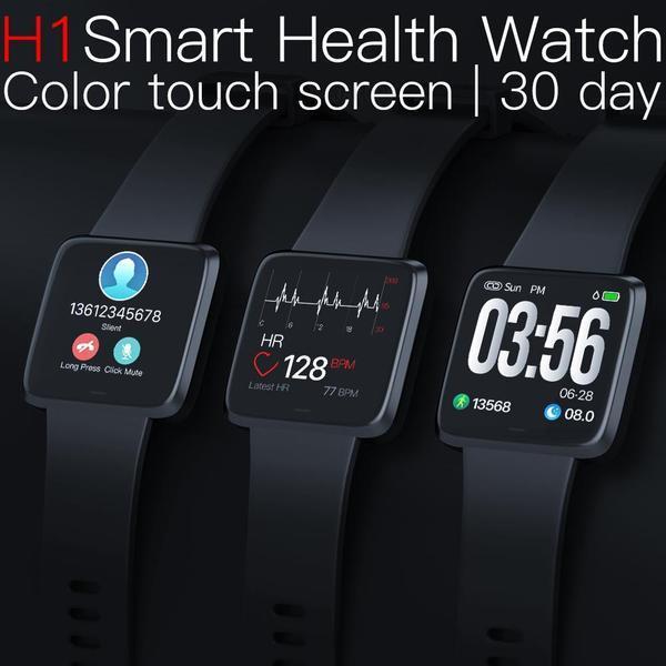 JAKCOM H1 Smart Health Watch Nouveau produit dans les montres intelligentes comme guangdong wifi couverture bande m4 bande