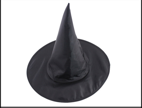 Harry Potter Black Magic Hat Halloween Unisex Oxford High Cap The Witch Cosplay Hats
