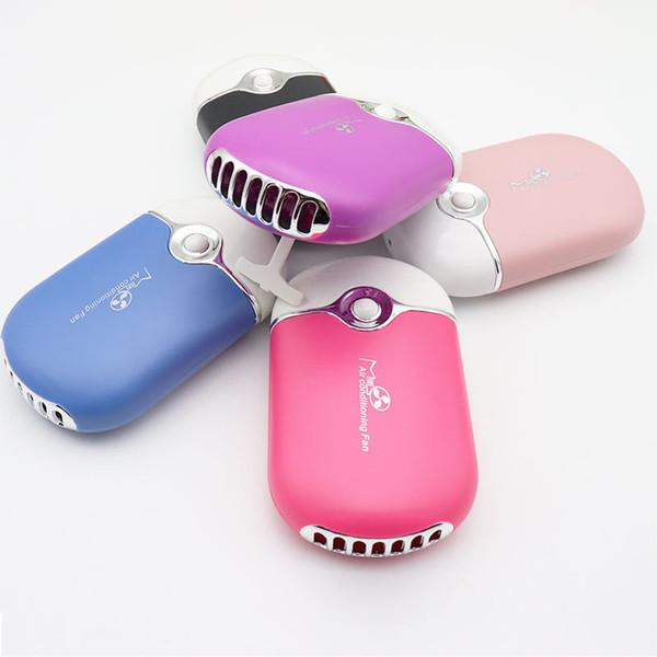 DHL-USB Ciglia Mini Aria condizionata Asciugacapelli Ventilatore per ciglia Colla innestata Strumento per essiccatore dedicato per estensioni delle ciglia