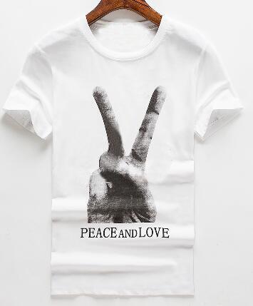 Peace Imprimir American Hombres Paris Compre And Love Camisetas V zdYEwxZqnx