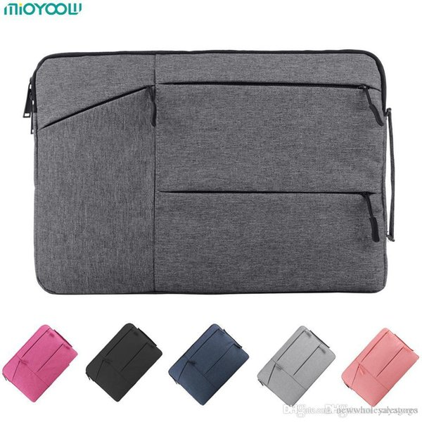 UK Wholesale Laptop Bag For Macbook Air Pro Retina 11 12 13 14 15 15.6 inch Laptop Sleeve Case PC Tablet Case Cover for Xiaomi Air HP Dell