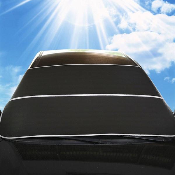 Крышка лобового стекла автомобиля многофункциональный пылезащитный навес складной экстерьер авто снегопылезащитный чехол автомобильные чехлы