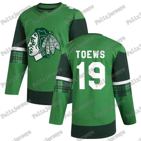 19 Jonathan Toews