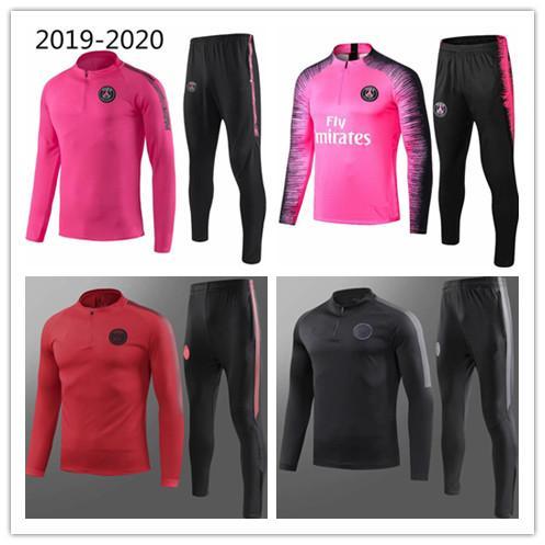 19-20 psg soccer jacket GRIEZMANN mbappe survêtements SWEATER psg x Jordam Training suit SIZE S-XL chandal set
