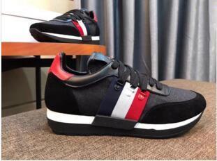 Respirant mesh chaussures légères mode homme automne chaussures formateur courir chaussures casual taille 38-44 modèle 98866