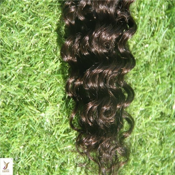 10-30 Inchs Natural Color Brazilian Deep Wave Hair Bundle 100% Human Hair Weave 6a Unprocesssed Virgin Hair Extensions