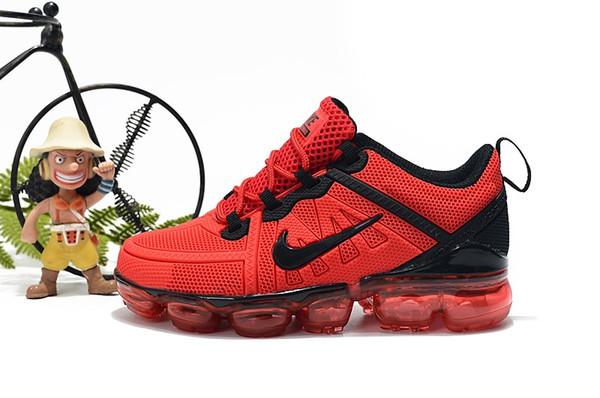 nike air max airmax vm Kid KPU Courir Chaussures Casual Garçons Filles Formateurs Knit Sneaker Coussin KPU enfants Chaussures Taille: 28-35