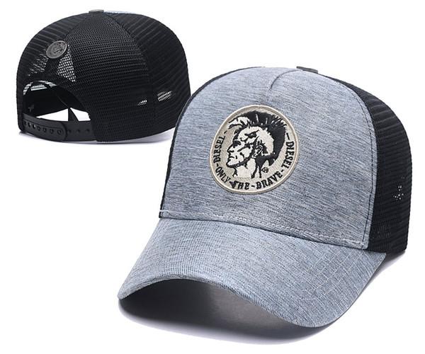 ef686b4e5ba New Casual Baseball Caps Fashion Snapback Hat Men Women Mesh Caps  Embroidery Design Popular Cap Adjustable Trucker Hats Leisure Dad Hat