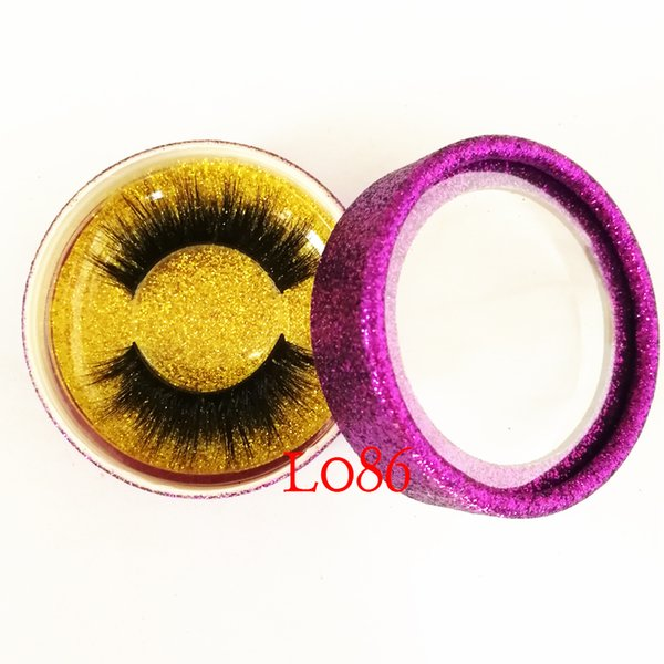 long 3d mink lashes faux cils mink eyelashes strip 3d false eyelashes makeup cilios 1