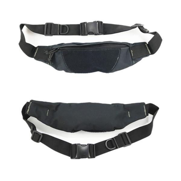 Outdoor military nylon tactical waist bag waterproof running fanny pack edc tools gadgets storage small banana waistpacks