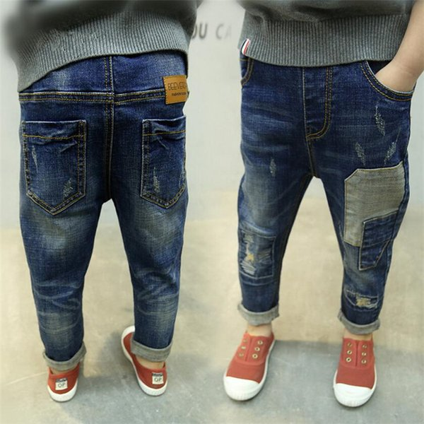 dc61cb6c2 Boy's jeans, Hot Sale Spring and summer Winter Boy jeans,In Spring and  autumn