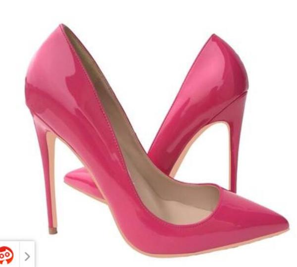 2019 Moda lüks tasarımcı bayan ayakkabı kırmızı taban yüksek topuklu 8 ile 10 cm 12cm mavi siyah kırmızı taban Sivri Ayak parmakları düğün Stiletto topuk Pompalar