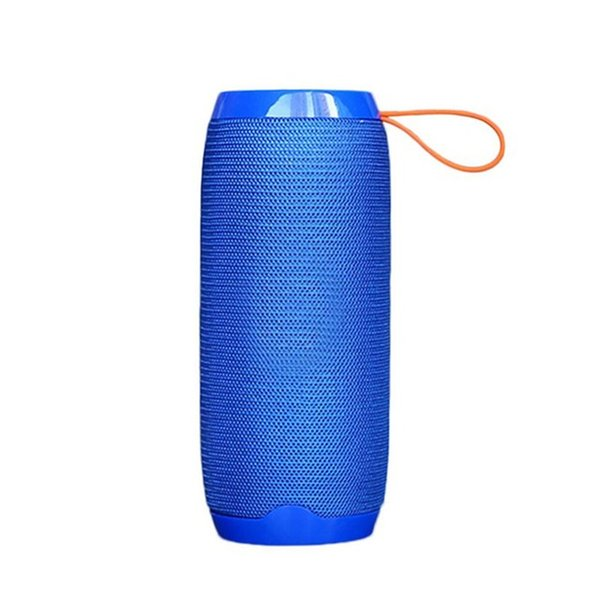 TG106 Outdoor Portable Bluetooth Speaker Stereo Big Power 10W System TF FM Radio Music Subwoofer Column Speakers For Computer Phones