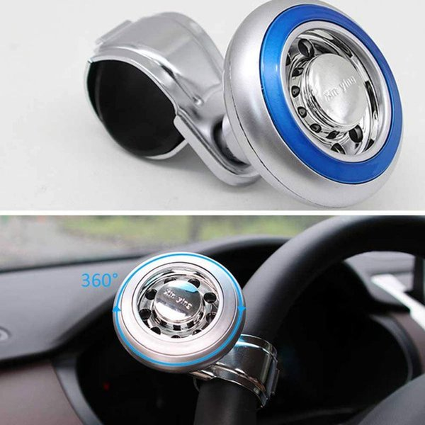 2019 1PC Car Power Handle Ball Hand Control Power Handle Spinner Knob Grip
