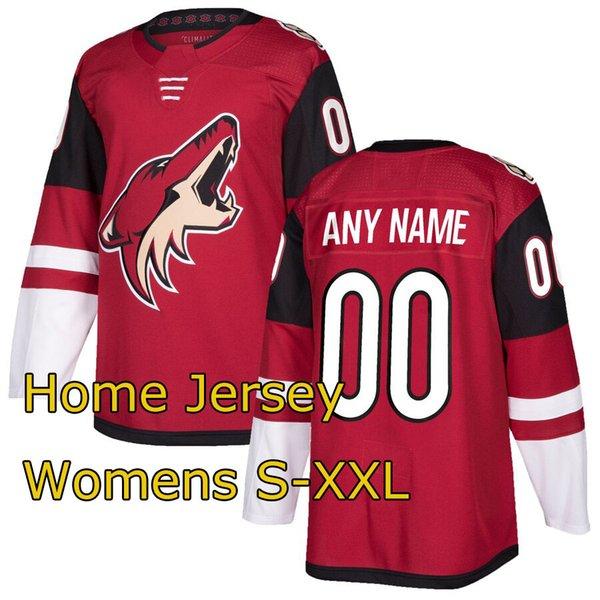 Home Jersey Womens S-XXL