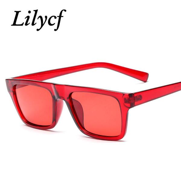 2019 new trend square sunglasses fashion outdoor driving glasses wild fishing exquisite sunglasses uv400