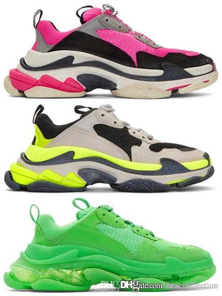 Homens de fundo Red Shoes Pico sapatilhas, Red Sole Sock Run Flats Multicolor Donna Botas para as Mulheres Homens, venda quente em