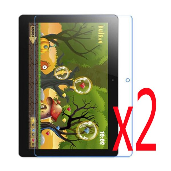 "2pcs Matted Anti-Glare Screen Protector Films Matte Protective Film Guards For Lenovo Miix 300 10IYB MIIX300-10 10.1"" Tablet"