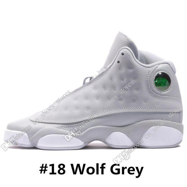 # 18 loup gris