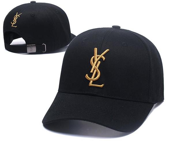 Yeni Lüks Tasarımcı Erkekler Ve Kadınlar Için Baba Şapkaları Beyzbol Şapkası Ünlü Markalar Pamuk Ayarlanabilir Kafatası Spor Golf Kavisli Şapka