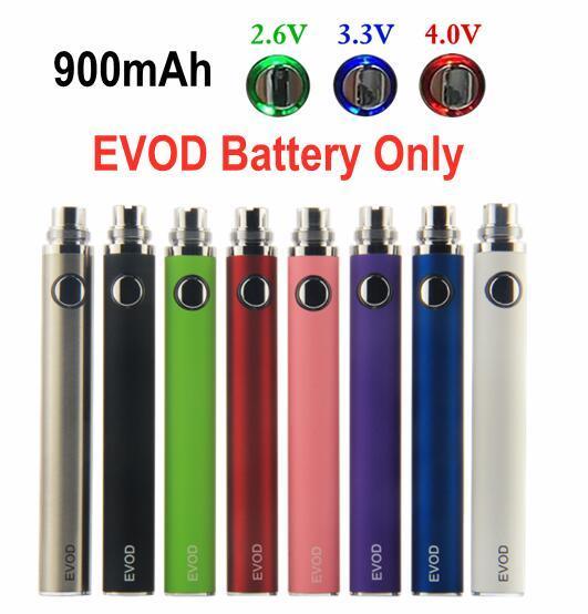 EVOD VV 900mAh Battery Only