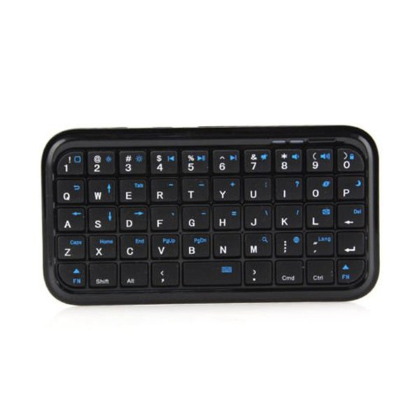 Drahtlose Mini-Tastatur wiederaufladbare Bluetooth-Tastaturen für Tablet PS4 Telefon Raspberry Pi XR649