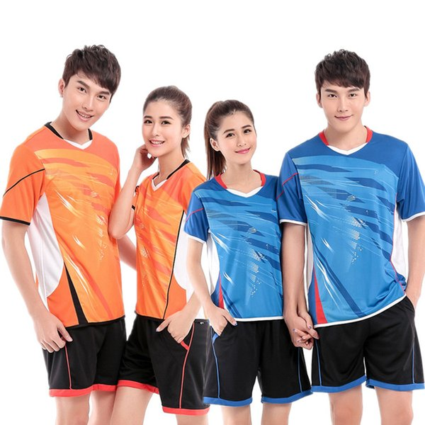 B5 Badminton Suit Sportswear for Men and Women Short Sleeve T-shirt for Leisure Running Basketball casual wear Y-2080