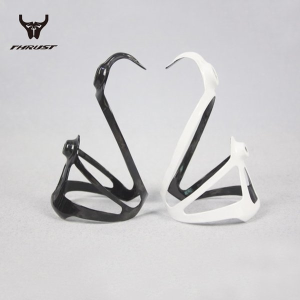 Carbon Bottle cages 20g Mountain Bike Bicycle Water Bottle Holder Side Entry Carbon Fiber Bicycle Cage for Biking Cycling #535993