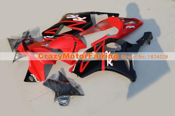 HONDA CBR 954RR 954 2002 2003 için yeni enjeksiyon ABS motosiklet marangozluk kiti CBR954RR 02 03 CBR 900RR marangozluk parçaları özel kırmızı siyah