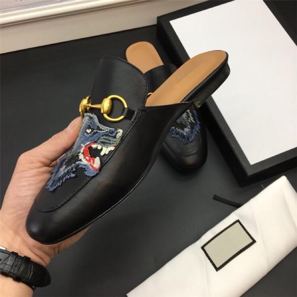 Mens Casual Air Beach Sandálias de Dedo de Medusa Scuffs Chinelos Moda Clássica Europa Marca Slip-on Sandálias Com Corrente de Metal Sapatos 38-45