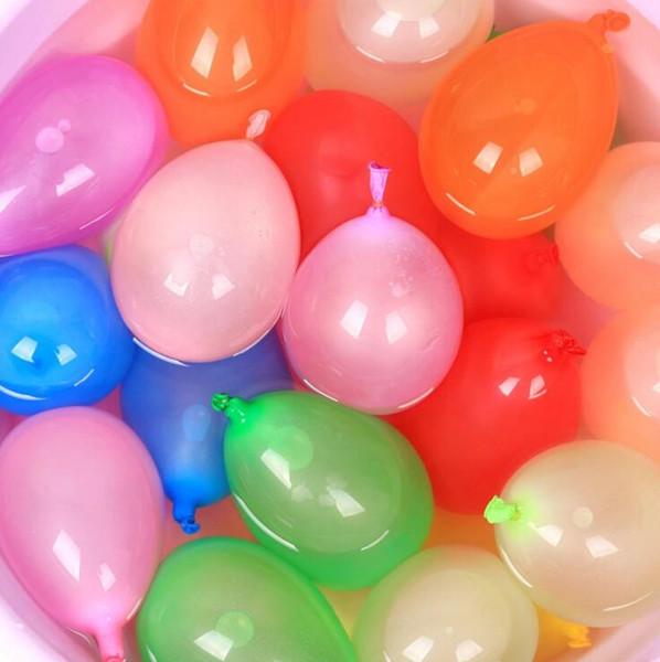 Ventes chaudes En Plein Air Ballon D'eau jouet Incroyable Magique Ballons D'eau Magiques Bombes Jouets pour Enfants Enfants Summer Beach L'eau Sprinking Ballons Jeux