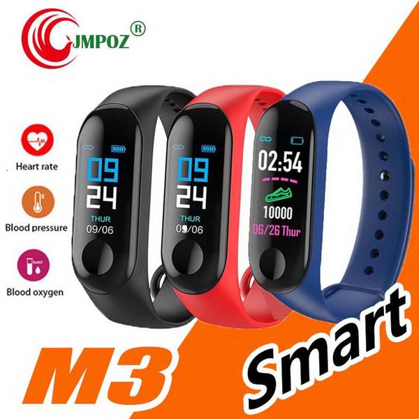 M3 Smart Band Bracelet Heart Rate Watch Activity Fitness Tracker pulseira Relógios reloj inteligente PK XIAOMI apple watch hot sale