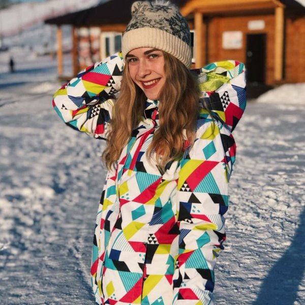 Winter Ski suit Women Brands High Quality Ski Jacket And Pants Snow Warm Waterproof Windproof Skiing And Snowboarding Suits