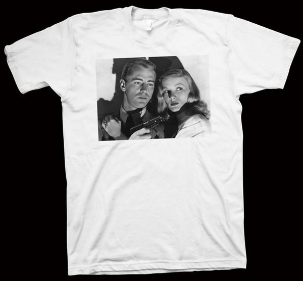 The Blue Dahlia T-Shirt George Marshall, Alan Ladd, Veronica Lake Hollywood Film RETRO VINTAGE Classic t-shirt