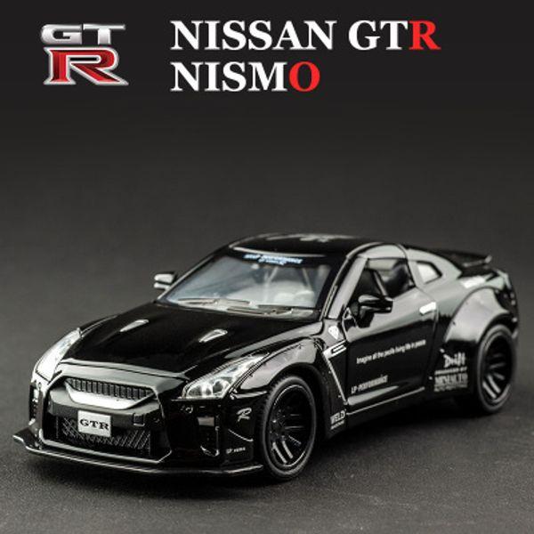 Nissan Black