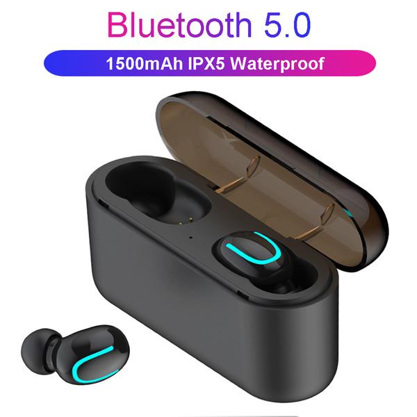 Wireless Headset Tws Bluetooth 5.0 Freehand Wireless Audio Headset 1500 Mach Wireless Headset Bluetooth