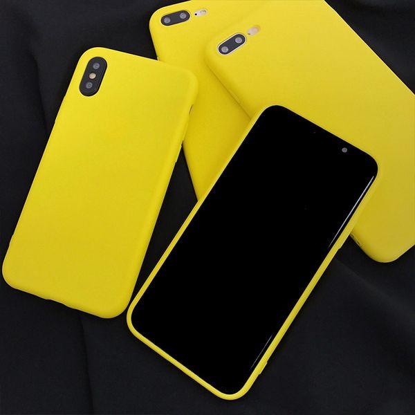coque jaune iphone xs max