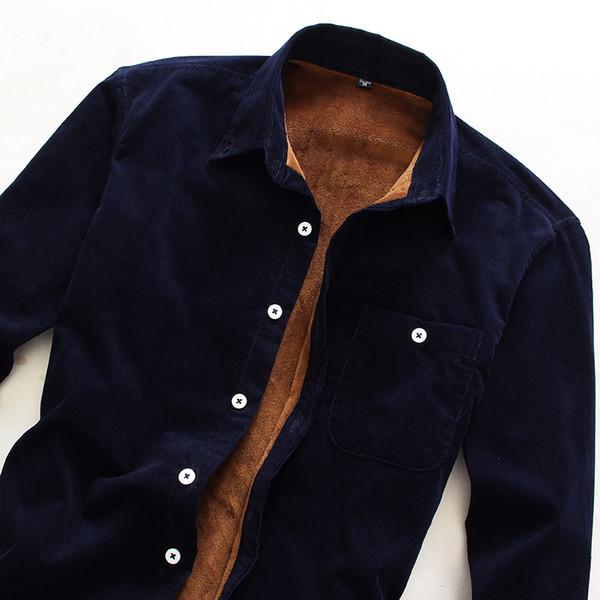 Camisa de estilo multicolor para hombres de moda de alta calidad con solapa de manga larga para hombres.